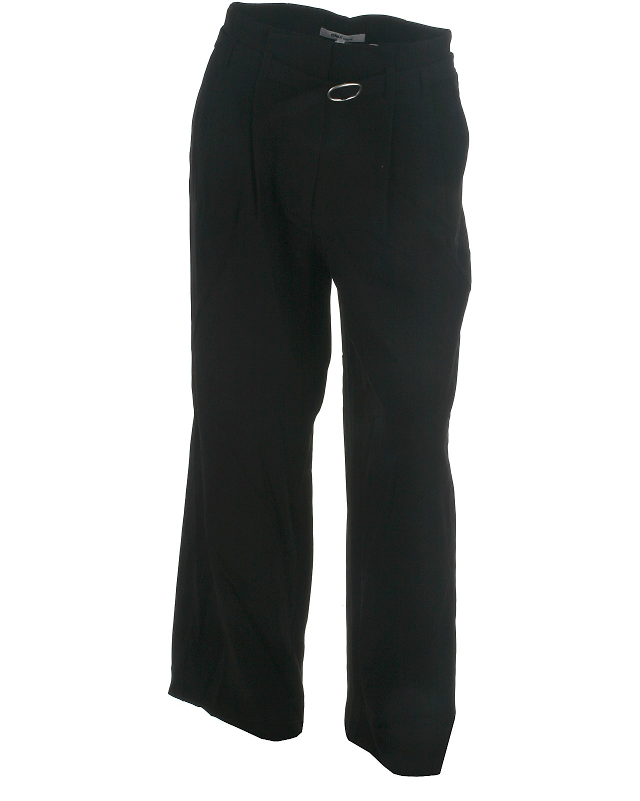 Image of Only ankel wide pant, Payton, black