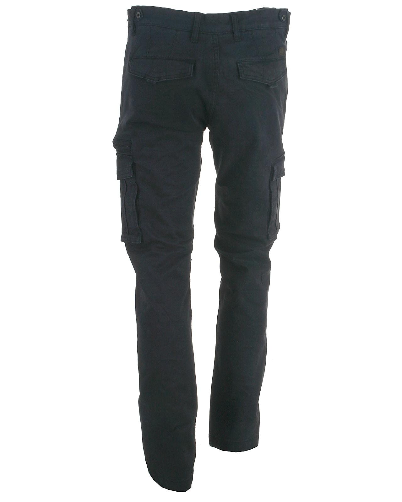 Image of Petrol cargo pants, darknavy